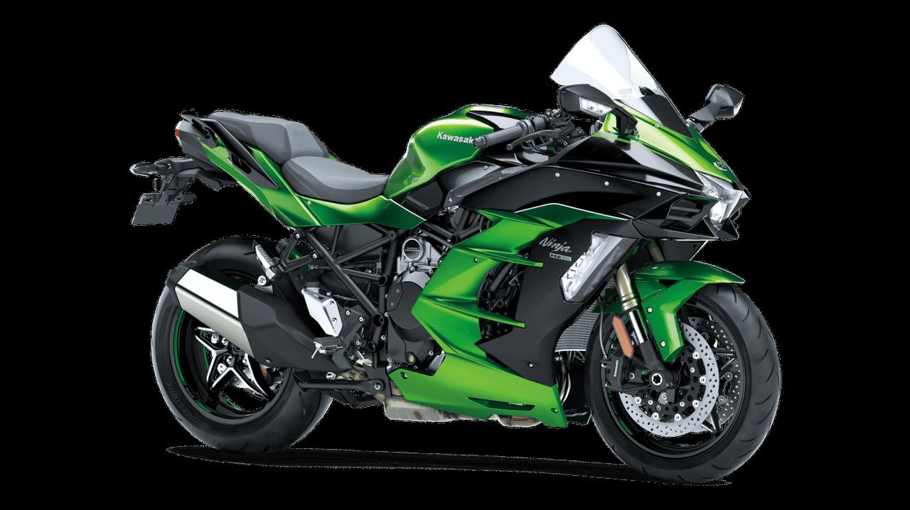 Кой кой е: Kawasaki Ninja H2 SX