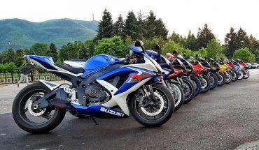 Първа среща Suzuki GSX-R в България