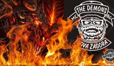 Мото курбан на The Demons MC