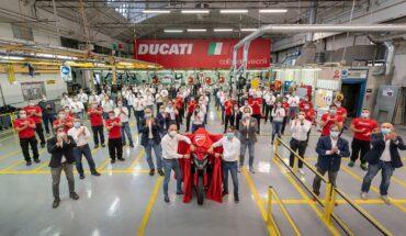 Мото новости - Ducati Multistrada V4