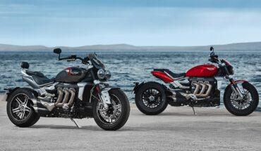 Triumph и Yamaha изтеглят мотори