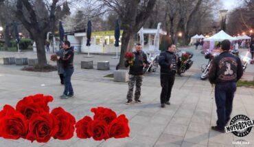 Мото рози за дамите