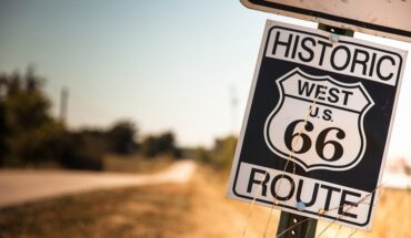 Route 66 - легендарният път