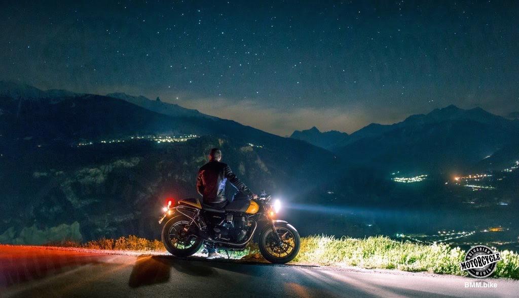 Как да караме през нощта