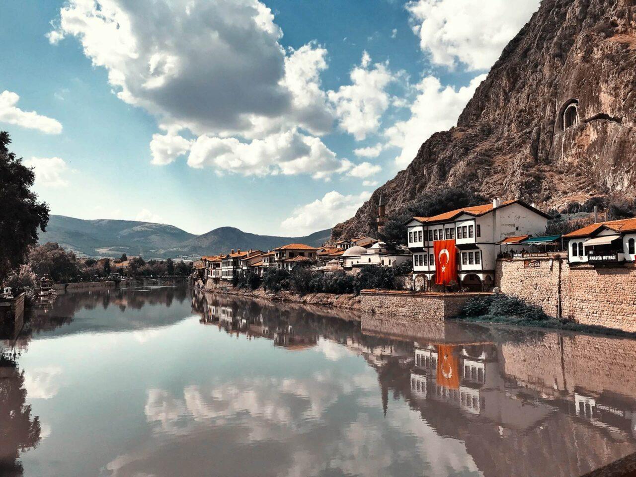 Малко известни места в Турция - Амасия