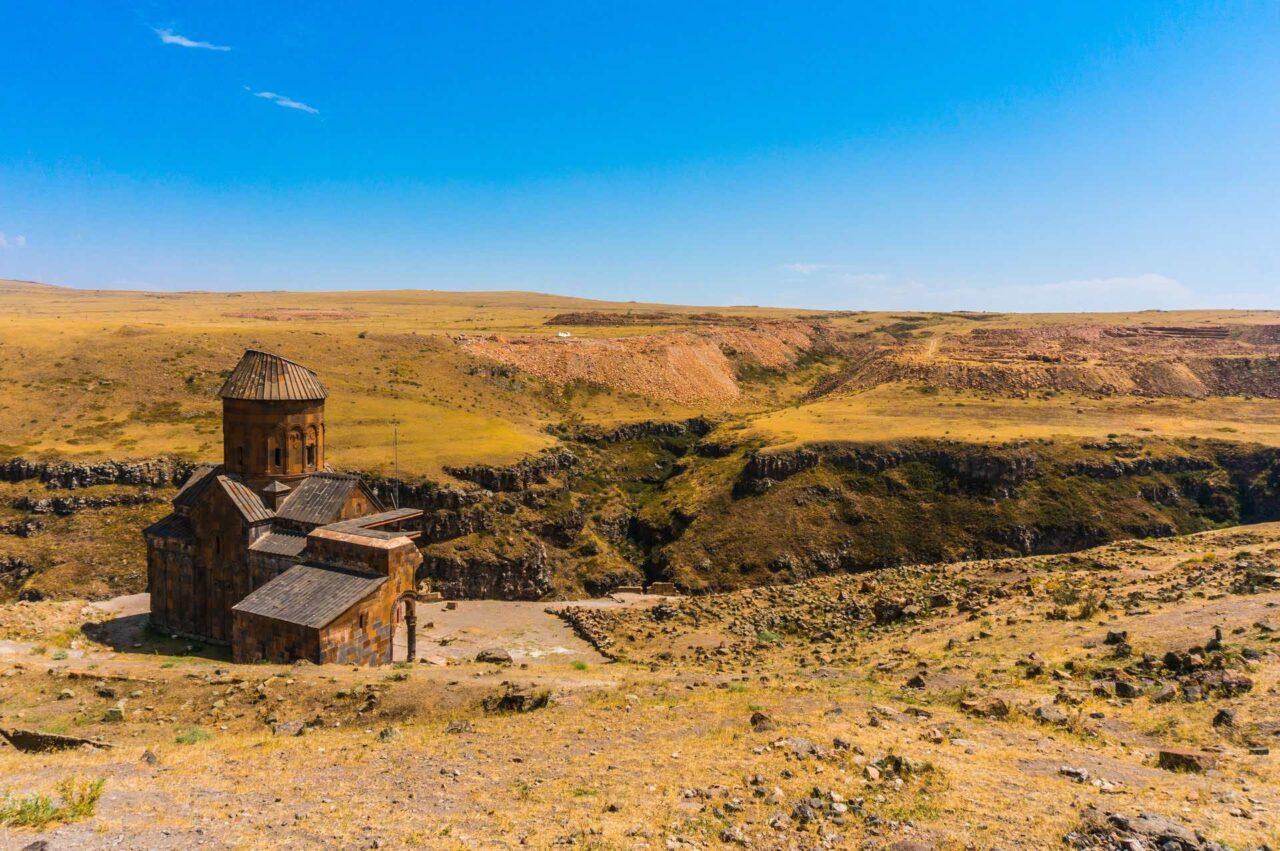 Малко известни места в Турция - Ани